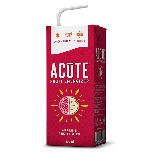 Acute Apple and Red Fruit Fruit Energizer